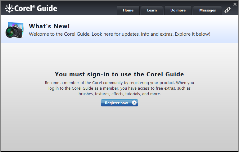 Case study: Using SoftDetective to suppress Corel Guide sign
