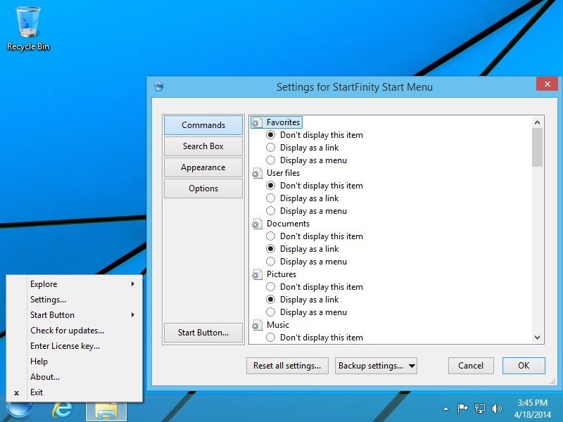 how to change which programs open on startup windows 8