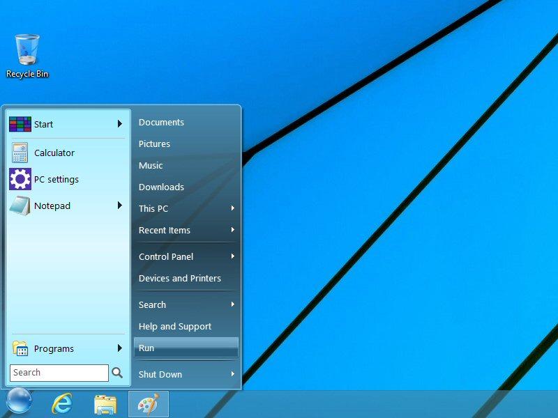 how to start a new folder for urls