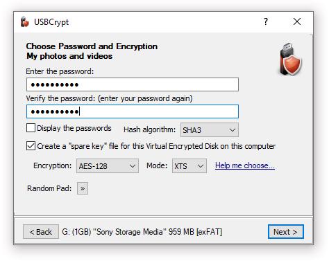 Encrypt Usb Flash Drive External Drive Encryption